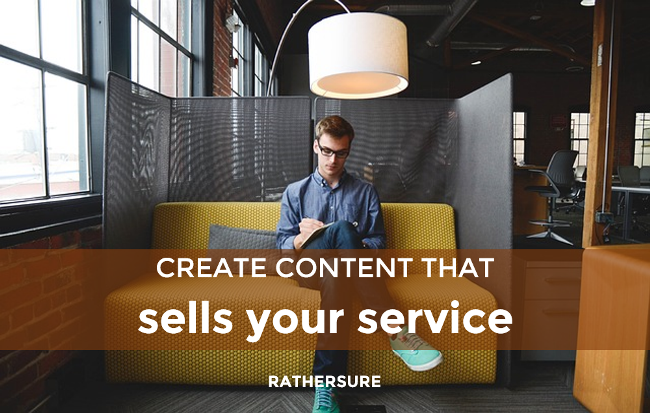 I Sell Services…How Do I Know What To Blog About? 4 Ways To Find Out