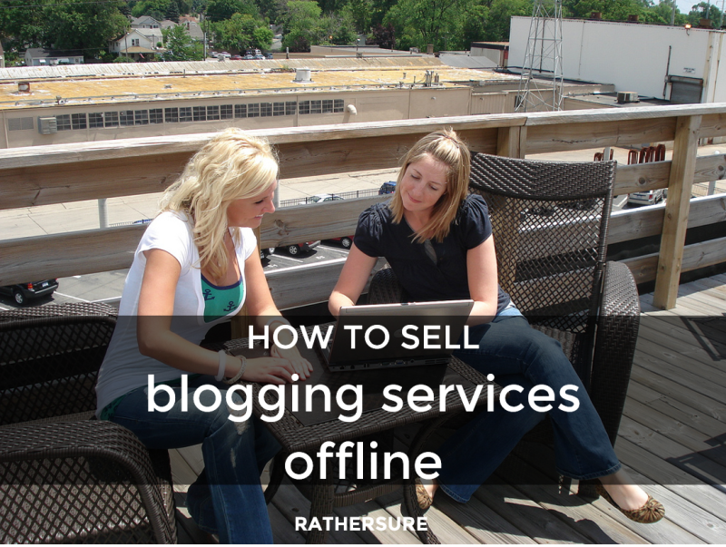 How To Convince Offline Businesses To Start A Blog