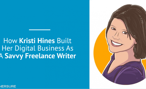 How Kristi Hines Built Her Digital Business As A Savvy Freelance Writer [Case Study]